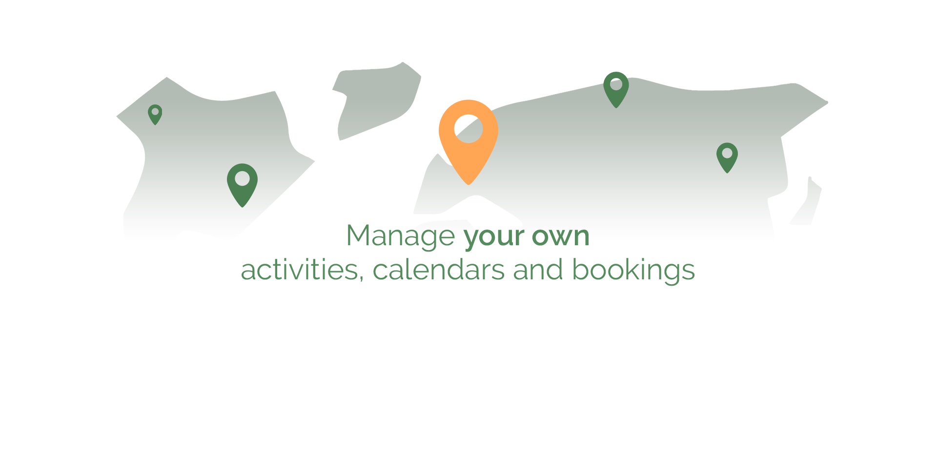 Points of Sale - Booking Activities